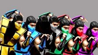 Top 10 Fighting Game Clichés