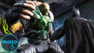 Top 10 Best Boss Fights in Superhero Games EVER