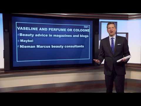 VERIFY: Does Vaseline make perfume scent last longer?