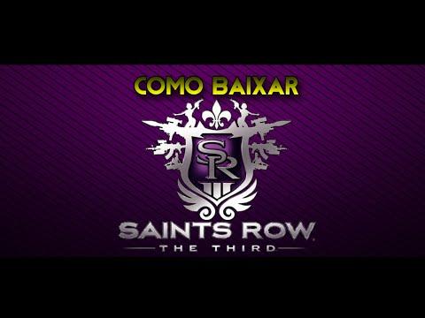 Como Baixar e Instalar Saints Row The Third