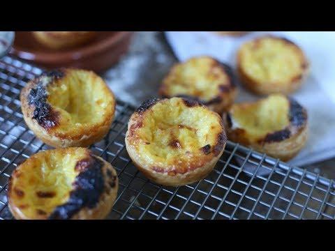 Easy Baking French Style Custard Tarts  (similar to Portuguese tart)