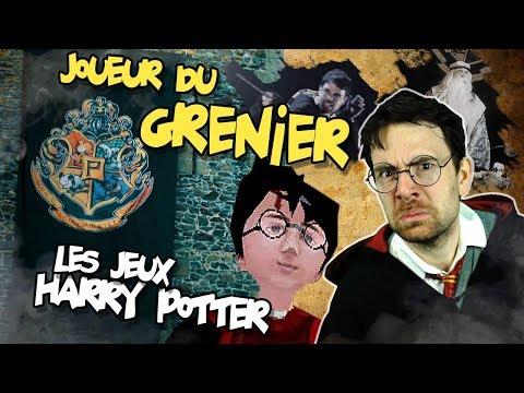Joueur du grenier - HARRY POTTER