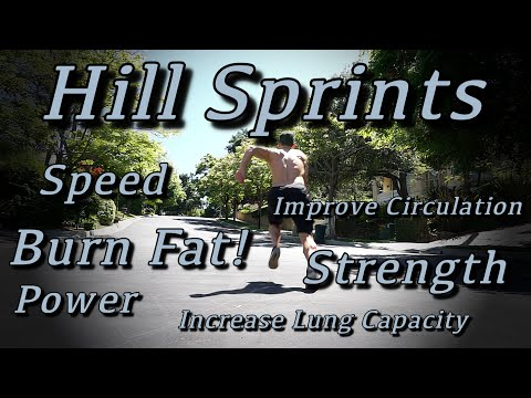 Sprint Training (Burn Fat, Build Speed and Power)