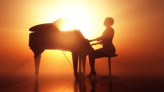 6 Jam Musik Berlatar Piano: Musik Menenangkan, Musik Meditasi, Musik Instrumental, Chakra ☯2902