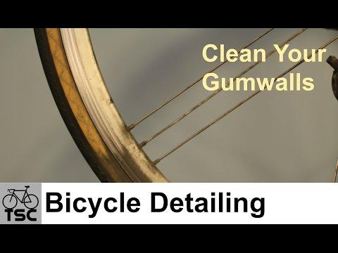 Gumwall Tire Colour Restore
