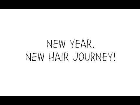 Cheers!!! 🥂 NEW YEAR, NEW HAIR JOURNEY!!!