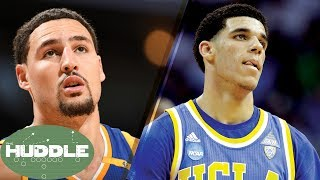 Is Klay Thompson the BIGGEST All-NBA Snub Ever? Does Lonzo Ball Deserve the Hate? -The Huddle