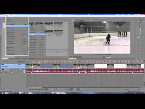 Sony Vegas - Exporting Marker Timeline Annotations - Edit Details Window
