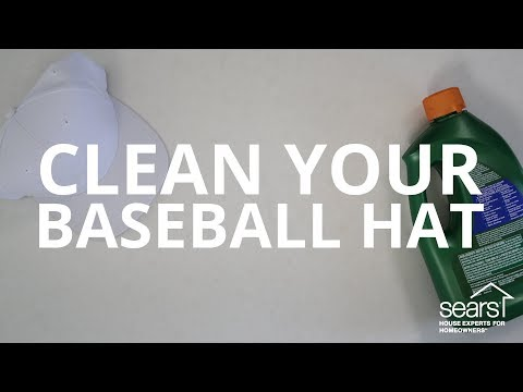 Sears Home Hacks Tested: Cleaning a Baseball Hat in the Dishwasher?