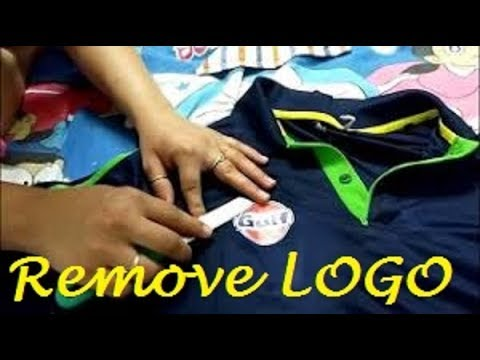 How To Remove Rubber Print from T-Shirt at Home