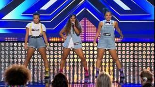 The X Factor Australia 2014 Auditions - Beatz