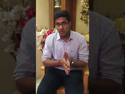 SBI Mutual Fund   Mother's Day   A message from Sahil Gupta