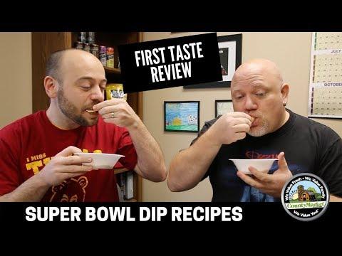 Best Super Bowl Dip Recipes: Taste Test