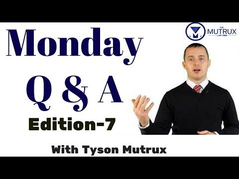 Monday Q&A Video  7 | Can a Felon Get a Liquor License in Missouri?