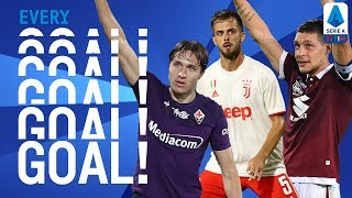 Pjanić & Chiesa hit winners as Inter win to go on top | EVERY Goal Round 5 | Serie A