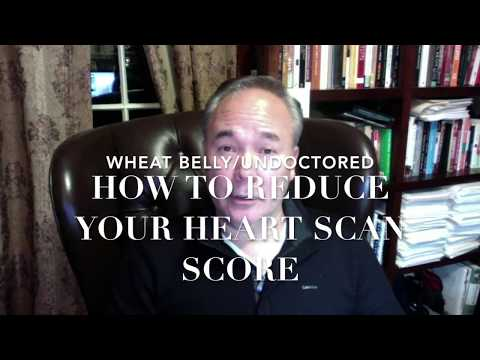 How to Reduce Your Heart Scan Score