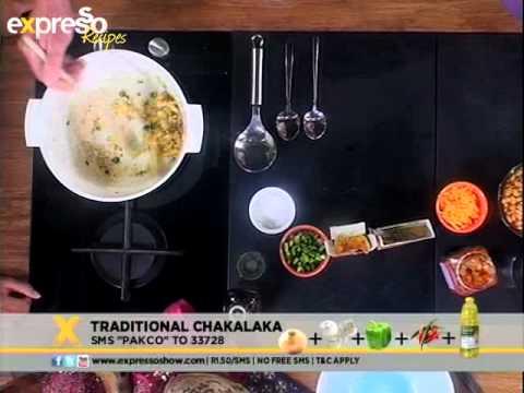Pakco :Traditional Chakalaka (24.09.2012)