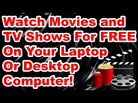 How to Watch Movies / TV Shows for FREE on your Computer! In HD 2015 Updated