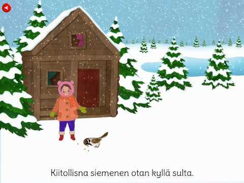 Joululauluja - Kauneimmat Joululauluklassikot iPad & iPhone - Varpunen Jouluaamuna