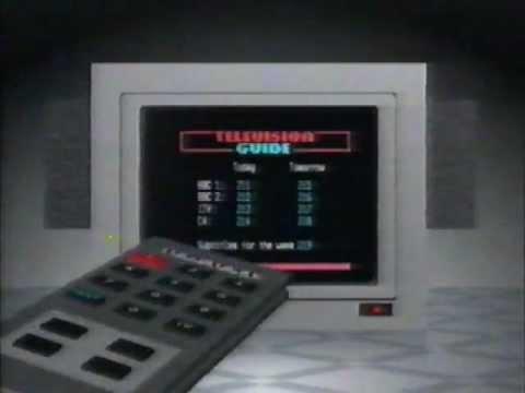 ITV Oracle Teletext advert : 1989