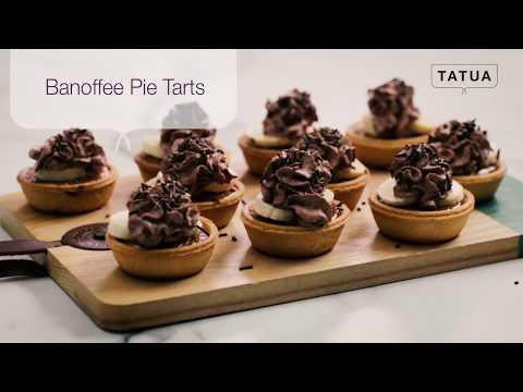 BANOFFEE TARTS