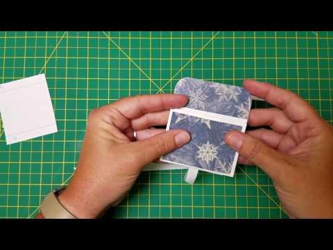 Mini Coin Envelope Book