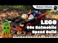 LEGO Batman Classic TV Series Batmobile Speed Build (76188) #Shorts
