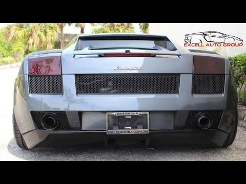 2007 Lamborghini Gallardo ADV1: Virtual Test Drive