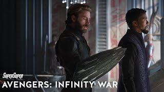 How Captain America gets his Shield back in Infinity War?   Explained in HINDI