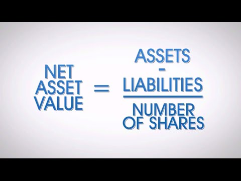 What is Net Asset Value (NAV)?