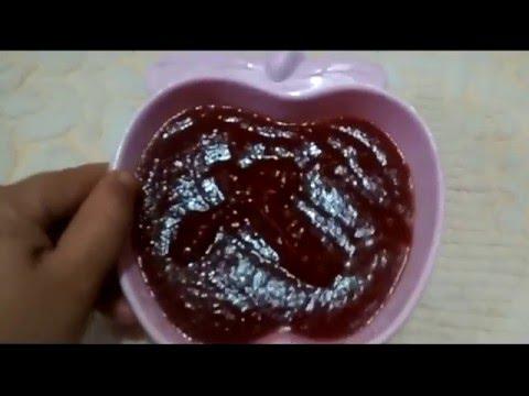 Home made Tomato Sauce (in Hindi/Urdu) By Uzma Hussain