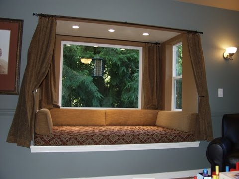 Awesome Bay Window Seat Plans Design Ideas To Utilize Bay Window Space