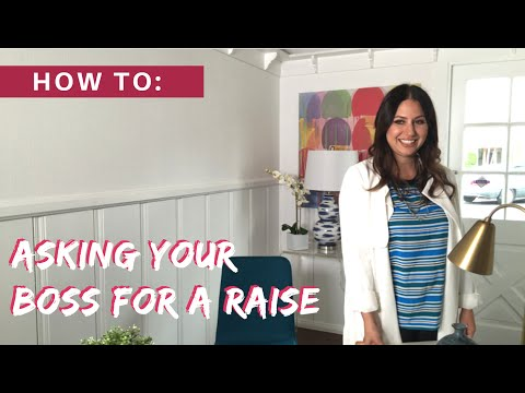 How To Ask For A Raise! | The Intern Queen