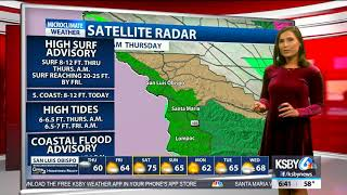 Download Flash flood warning issued for Santa Barbara County Video