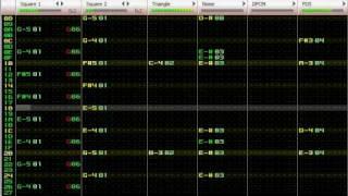 Underworld Theme - Kid Icarus - FamiTracker FDS Remix