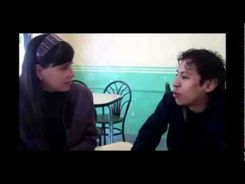 Entrevista al actor Octavio Castro