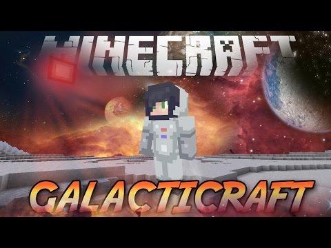 Minecraft ITA - Mod: NUOVI PIANETI ALIENI & STELLE - Galacticraft 3 + Addons