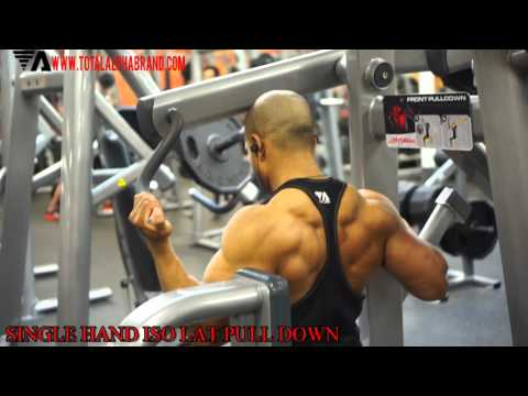 BEST EXERCISES FOR LATS