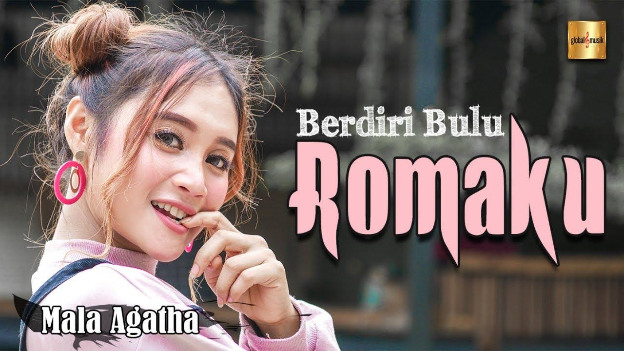 Mala Agatha - Berdiri Bulu Romaku (Official Music Video)