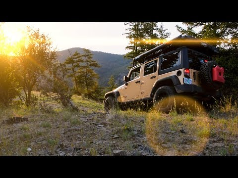 Overlanding With Coyote Works & Axe Family