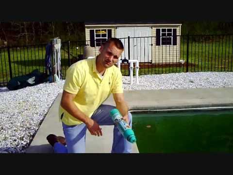 How To Open Your Inground Swimming Pool!