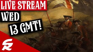 AGE OF EMPIRES 3 Gameplay LIVE! | WED 8/12 @ 13 GMT