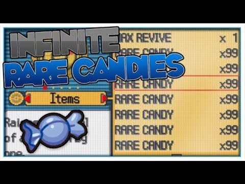 How to get Infinite Rare Candies in Pokemon Ultra Sun and Moon