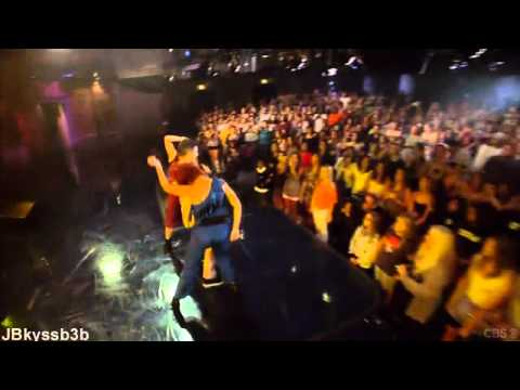Joe Jonas - Kleptomaniac live on Late Show with David Letterman  2011
