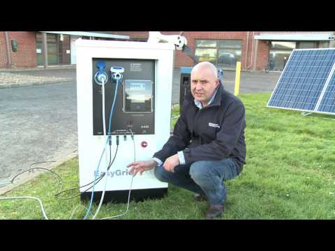 EasyGrid - The Complete Off Grid Power Solution