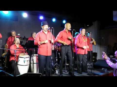 Don Perigñon Y La Orquesta Puertorriqueña en Latin Roots, PR