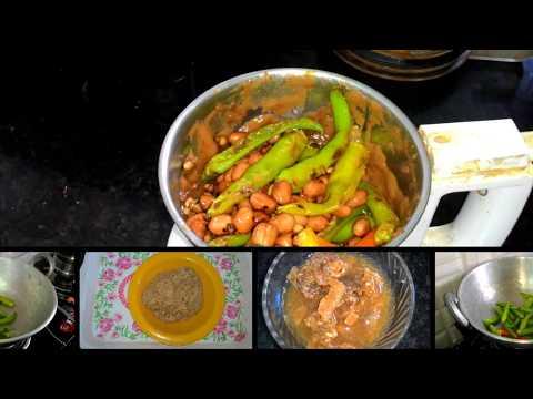 Palli Chutney in telugu | Peanut pachadi | Peanut Chutney Recipe for Rice