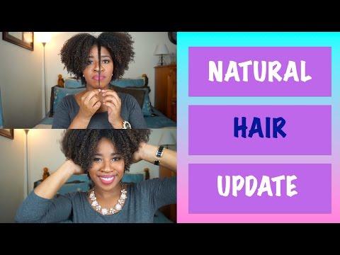 NATURAL HAIR   Natural Hair Update: Three Year Anniversary, Hair Color, Length Check