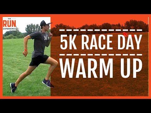 5k Warm Up Routine