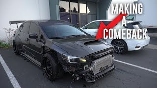 The truth about my wrecked widebody wrx